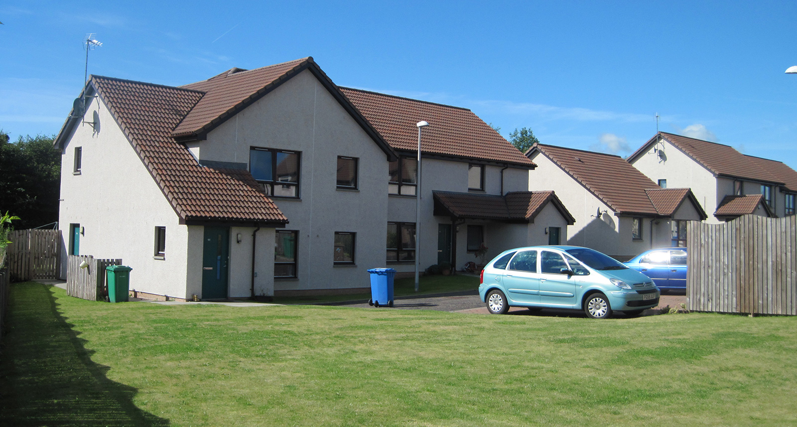 Windygates Housing
