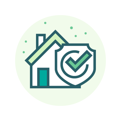 Home Insurance - Services Icon